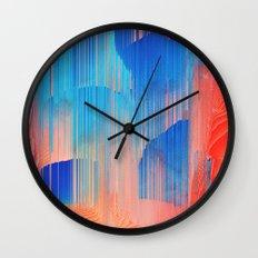 Hot n' Cold Wall Clock