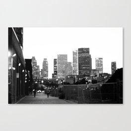 |/ Canvas Print