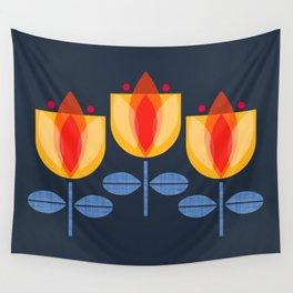 Tulipan Wall Tapestry