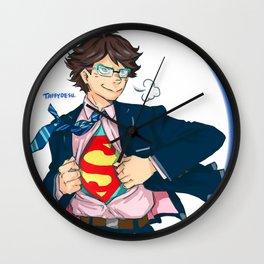 Oikawa Super Setter Wall Clock