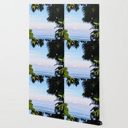 View of Caribbean Sea in Ocho Rios Jamaica Wallpaper