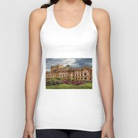 theatre Tank Tops featuring Slowacki Theatre in Cracow by jbjart