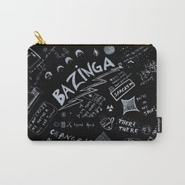 Big Bang Pattern Carry-All Pouch