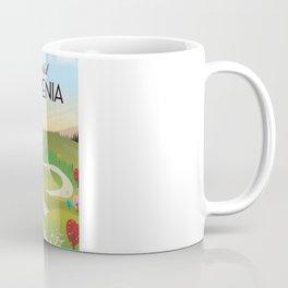 Armenia Travel poster. Coffee Mug