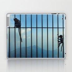 India - Monkey bars Laptop & iPad Skin