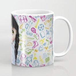 Back to School by Erregiro Coffee Mug