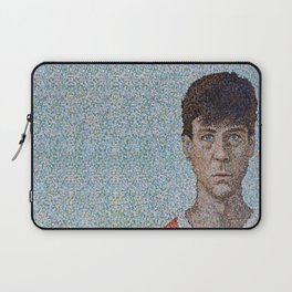 Stop and Look Around Laptop Sleeve