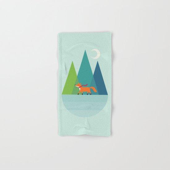 Winter Wish Hand & Bath Towel