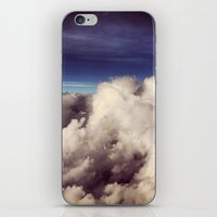 Clouds I iPhone & iPod Skin