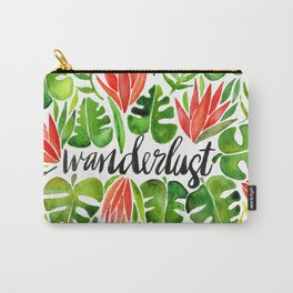 Tropical Wanderlust – Watermelon Palette Carry-All Pouch