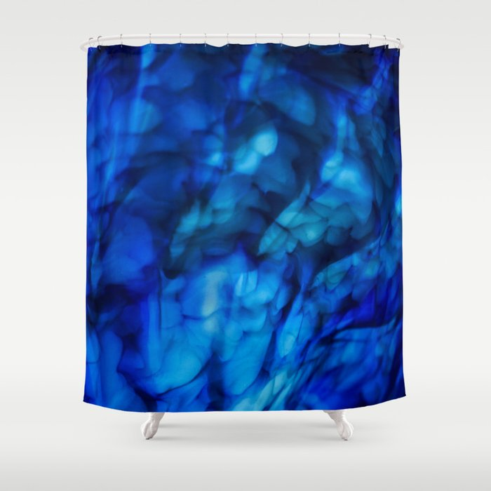 Flowering Palm Shower Curtain