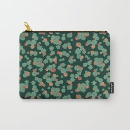 Succulents - Small Carry-All Pouch