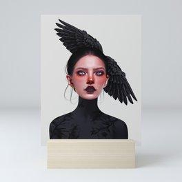 Jane Doe Mini Art Print