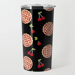 Pies trendy food fight apparel and gifts Travel Mug