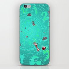 Drown in the now iPhone & iPod Skin