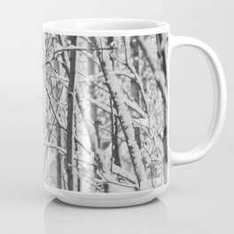 Woodland snow Coffee Mug