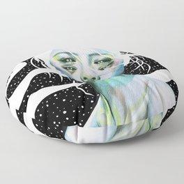 Hybrid Daughters III Floor Pillow