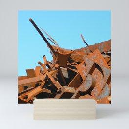 Rusty Iron Mini Art Print
