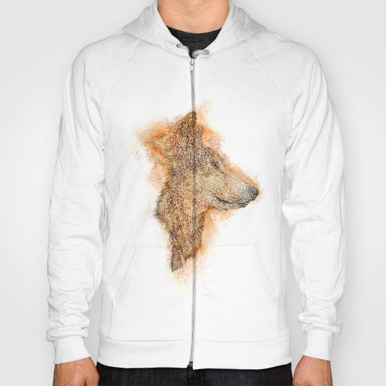 Wolf Flare Hoody