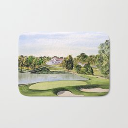 The Congressional Golf Course 10th Hole Bath Mat