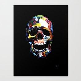 Beautiful Death Canvas Print
