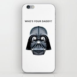 May the force be with you #2 iPhone Skin