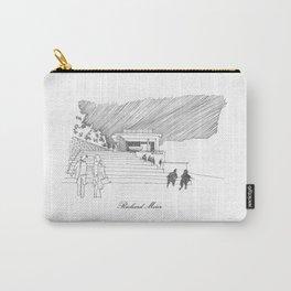 Richard Meier Carry-All Pouch