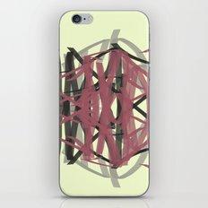 It's Hard Perhaps iPhone & iPod Skin