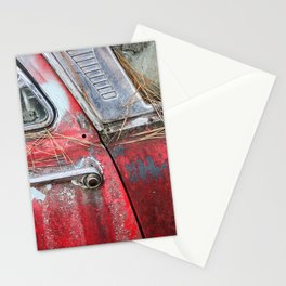 American Classic Car Doorhandle Stationery Cards
