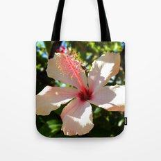 Hibiscus IV Tote Bag