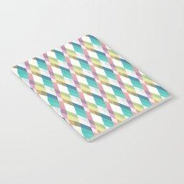 Pastel Diamonds Notebook
