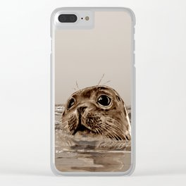The SEAL Clear iPhone Case