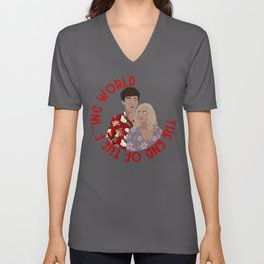 The ENd Of The F***ing World Unisex V-Neck