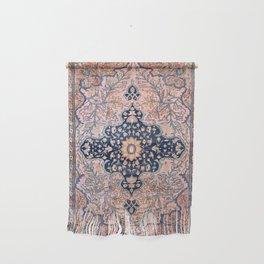 Sarouk  Antique West Persian Rug Print Wall Hanging