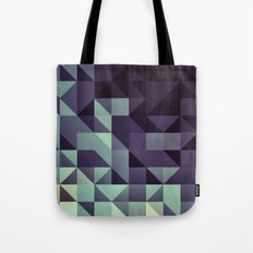 :: geometric maze :: Tote Bag