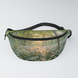 Bear's Garlic Forest Fanny Pack