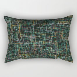 Ambient 77 In Color 2 Rectangular Pillow