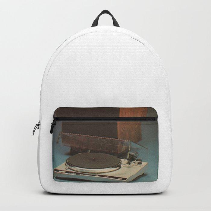 Vintage 1970's HiFi 2 Backpack by cassandraauker