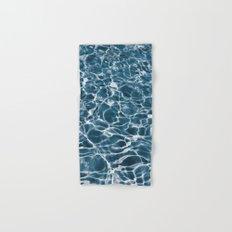 water Hand & Bath Towel