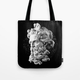 Sculpture Head II Tote Bag