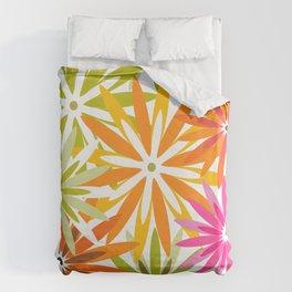 Floral pattern Bettbezug
