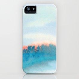 frozen land iPhone Case