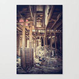 Interior Canvas Print