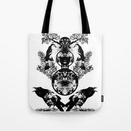 Mystic (Inverse) Tote Bag