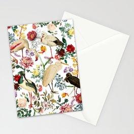 Long Legged Birds I Stationery Cards