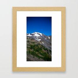(#125) The Hellroaring Valley Framed Art Print