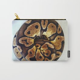 Ball of Python Carry-All Pouch