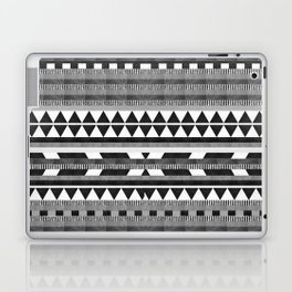 DG Aztec No.1 Monotone Laptop & iPad Skin