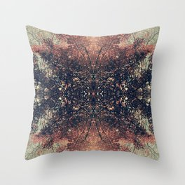 The Enchanted Forest No.9 Throw Pillow