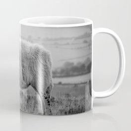 An Exmoor sheep. Coffee Mug